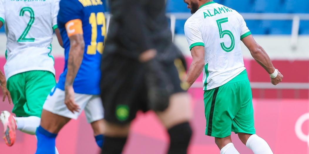 عبدالإله العمري سادس سعودي يُسجل بالأولمبياد