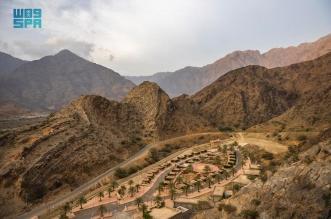 قرية ذي عين.. حصن الطبيعة والتراث والمياه المتدفقة - المواطن