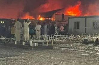 قصص مروعة من حريق مستشفى كورونا في العراق