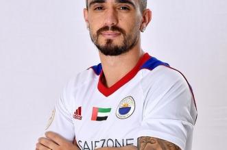 لاعب الاتحاد الجديد كورونادو