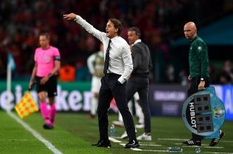 مانشيني يكشف سبب معاناة إيطاليا ضد إسبانيا - المواطن