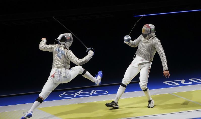 منتخب السلاح في أولمبياد طوكيو 2020