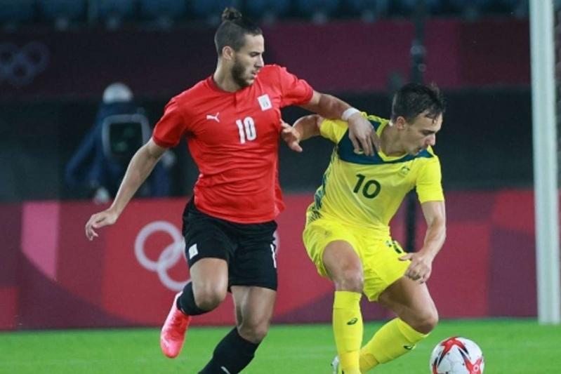 منتخب مصر في الأولمبياد