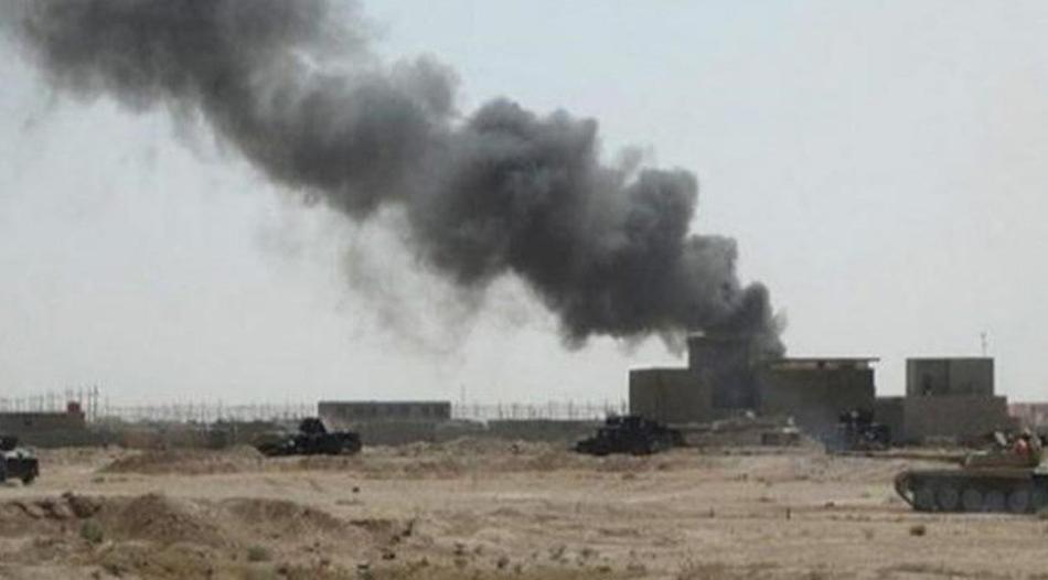 هجوم بطائرات مسيرة على قاعدة عين الأسد في العراق