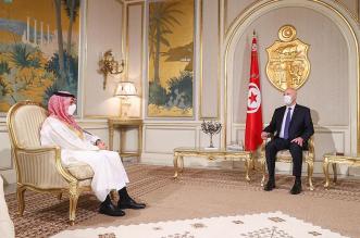 وزير الخارجية لرئيس تونس: نحترم كل ما يتعلق بشأنكم الداخلي ونعده أمرًا سياديًّا - المواطن