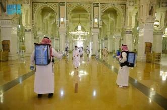 الشؤون الفنية والخدمية بالمسجد الحرام تكثّف استعداداتها لـ العمرة - المواطن