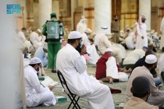 وكالة المسجد النبوي تقدم الإفطار للصائمين خلال عشر ذي الحجة - المواطن