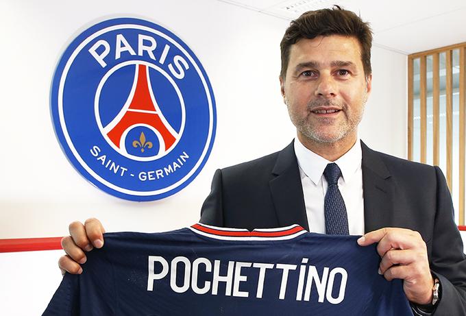 رسميًّا .. بوتشيتينو مستمر مع باريس سان جيرمان حتى صيف 2023