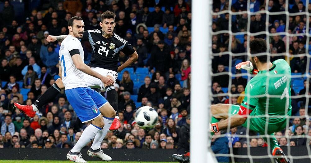 مباراة مرتقبة تجمع بين منتخبي إيطاليا والأرجنتين