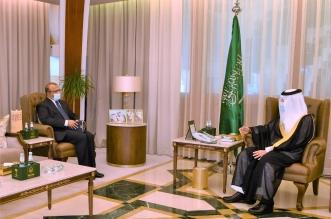أمير الشرقية يستعرض المواضيع ذات الاهتمام المشترك مع سفير باكستان - المواطن