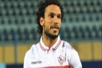 شوقي السعيد لاعب الزمالك السابق - الأهلي المصري