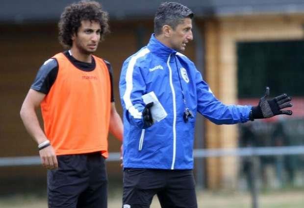 عمرو وردة لاعب منتخب مصر ولوشيسكو