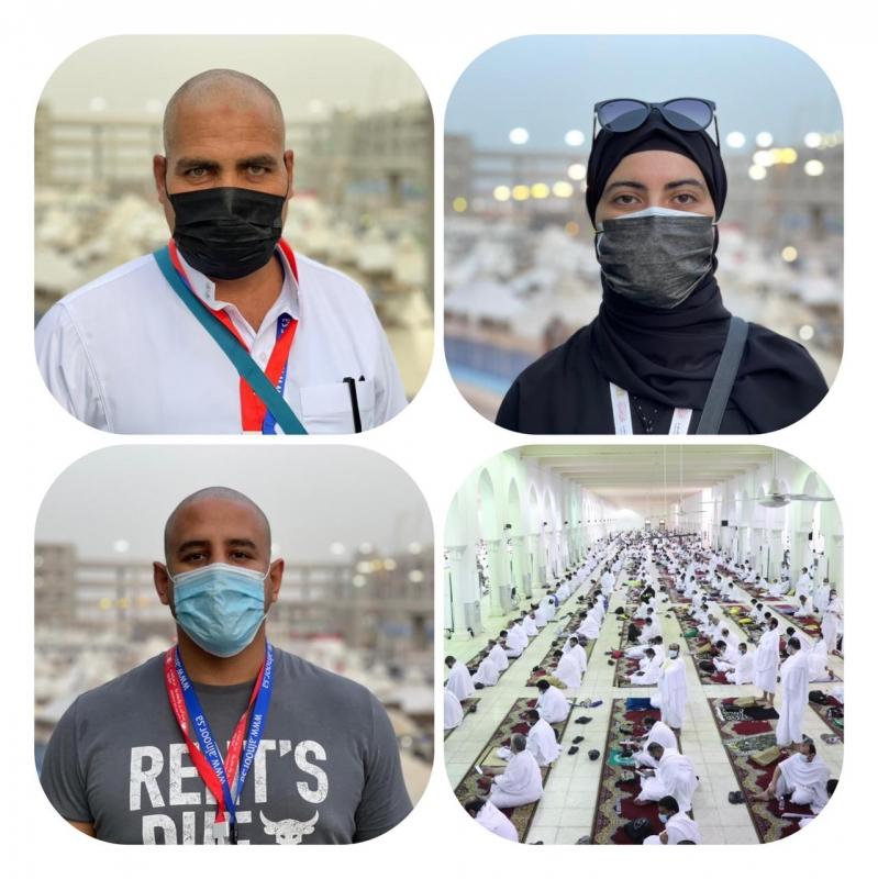 حجاج مصر يشكرون قيادة السعودية على تنظيم الحج - المواطن