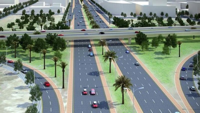 تأجيل إغلاق طريق الملك عبدالعزير بجدة لأسباب فنية