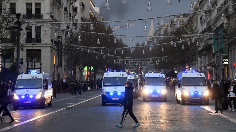 مقتل وإصابة 4 أشخاص في هجوم مسلح بمدينة مارسيليا الفرنسية