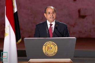 السيسي يمازح ويطمئن المصريين ويوجه إليهم نصيحة: بلاش هري - المواطن