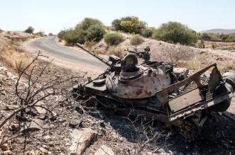 جبهة تحرير تيغراي تطلق عملية عسكرية جديدة وتتقدم نحو العاصمة - المواطن
