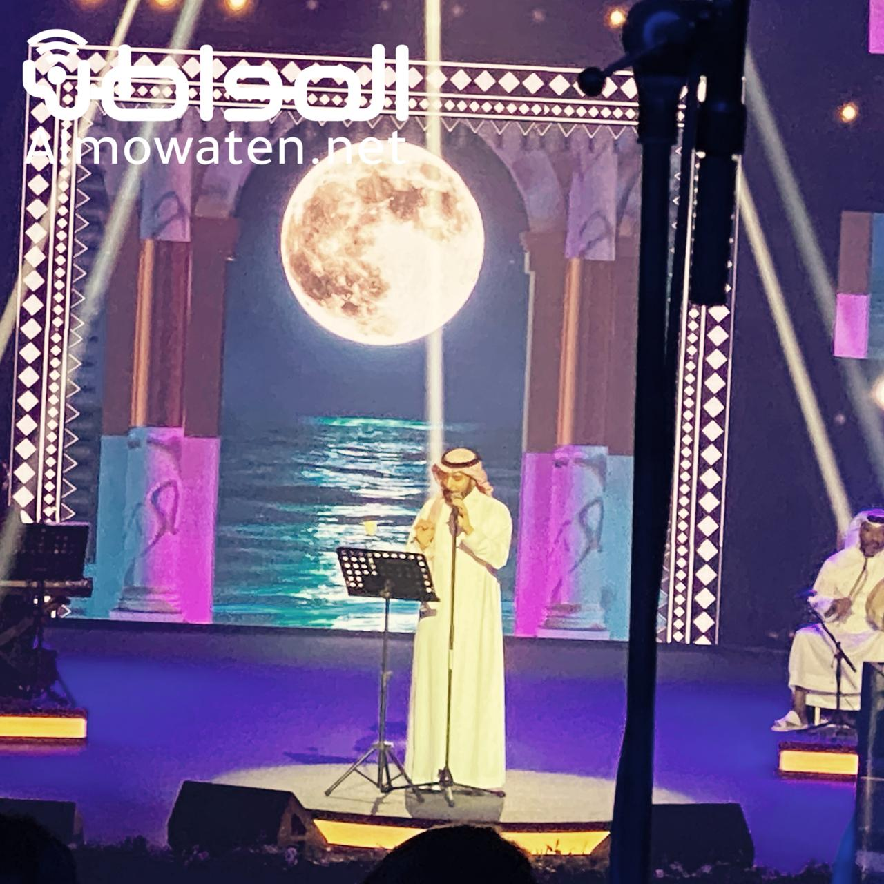 ماجد المهندس ورامي عبدالله يبدعان على مسرح طلال مداح - المواطن