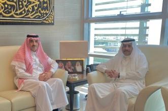 المرشد والشريدة يبحثان مشاريع الصندوق السعودي للتنمية في الأردن - المواطن