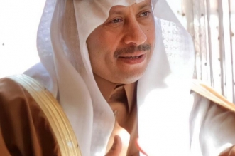 السفيرالسعودي في الأردن نايف بن بندر السديري
