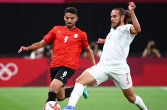 مباراة منتخب مصر الأولمبي ضد إسبانيا