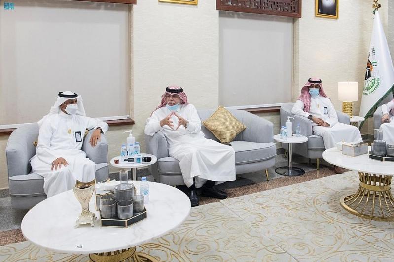 """وزير الإعلام يدشن المركز الإعلامي لـ""""واس"""" بمقر جامعة أم القرى - المواطن"""