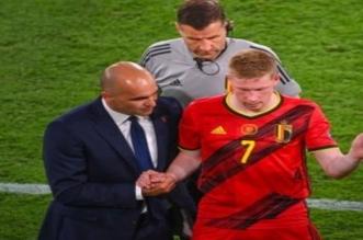 مارتينيز مدرب منتخب بلجيكا