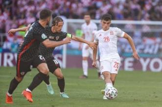 بيدري مع منتخب إسبانيا