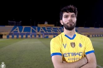 جلال الدين مشاريبوف لاعب النصر