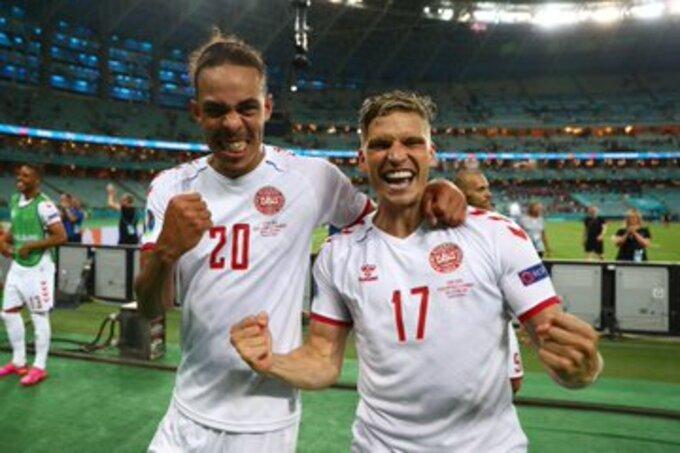 إنجاز يحققه منتخب الدنمارك بعد 29 عامًا