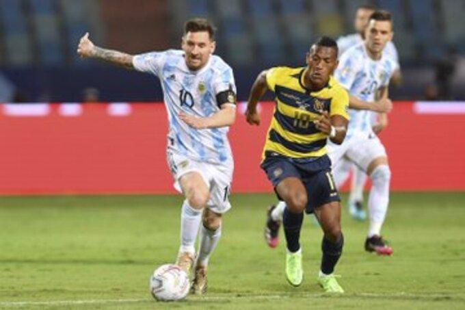 منتخب الأرجنتين - Lionel messi - ميسي