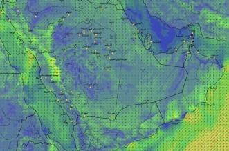 توقعات بتراجع الحرارة تدريجياً وأمطار على عدة مناطق - المواطن