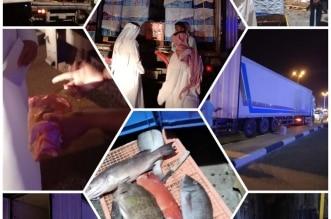 مصادرة وإتلاف 12180 طناً من الأسماك الفاسدة قادمة من اليمن - المواطن