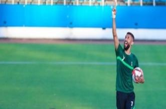 سلمان الفرج - المنتخب السعودي الأولمبي
