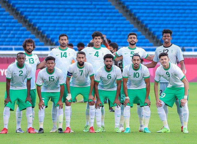 4 أرقام قياسية تنتظر المنتخب السعودي في أولمبياد طوكيو