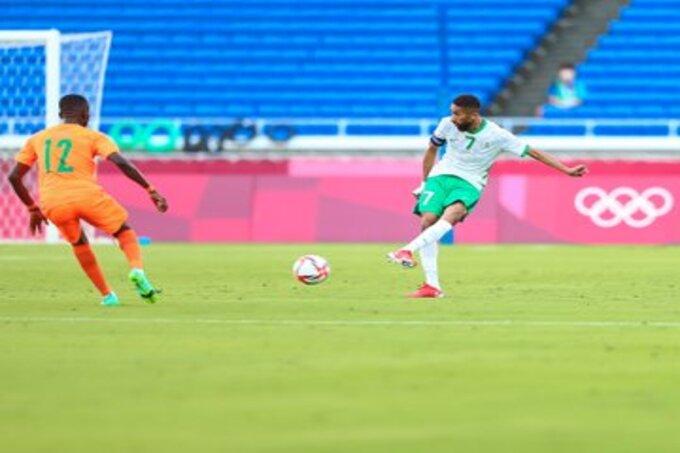 مباراة السعودية وساحل العاج