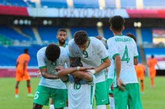 منتخب السعودية - سالم الدوسري في مباراة كوت ديفوار