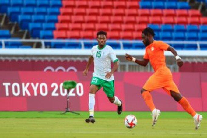 المنتخب السعودي يفقد 3 نقاط أمام ساحل العاج