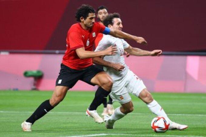 أداء أحمد حجازي ينال إعجاب الاتحاديين