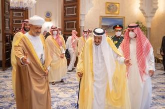 السعودية وسلطنة عمان يؤكدان تطابق وجهات النظر في الشأن اليمني والنووي الإيراني - المواطن