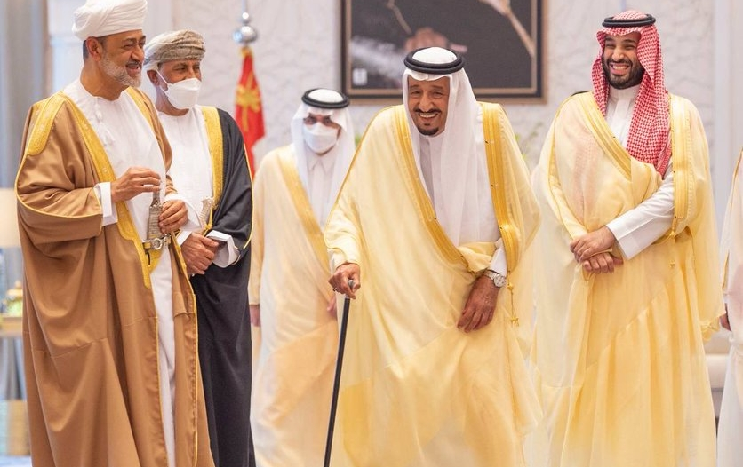 المنفذ البري مع سلطنة عمان يعزز صادرات السعودية