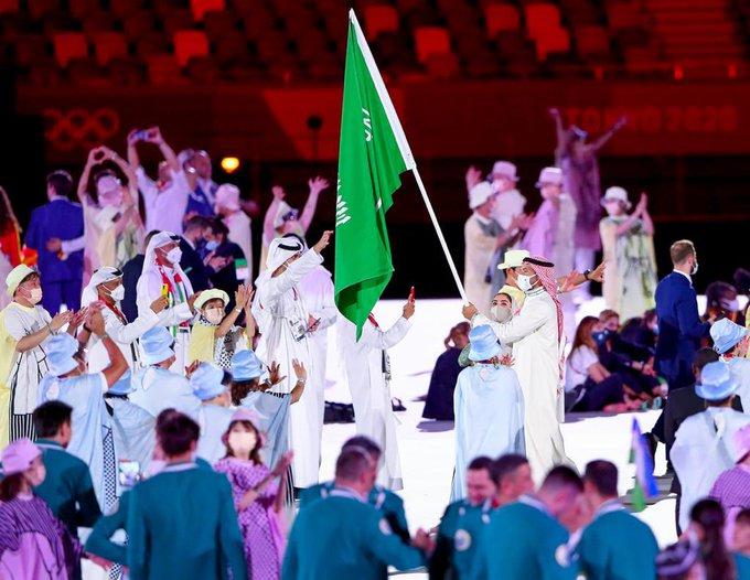 موعد منافسات ممثلي السعودية غدًا بـ أولمبياد طوكيو
