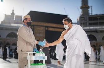 مشروع سقيا زمزم يوزع أكثر من 150 مليون عبوة منذ تدشينه - المواطن