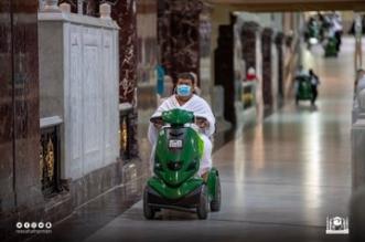 3000 عربة كهربائية تخدم حجاج بيت الله الحرام - المواطن