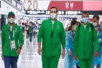 الأمير فهد بن جلوي نائب رئيس اللجنة الأولمبية السعودية