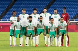 منتخب السعودية الأولمبي