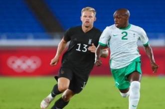سعود عبدالحميد - مباراة السعودية وألمانيا