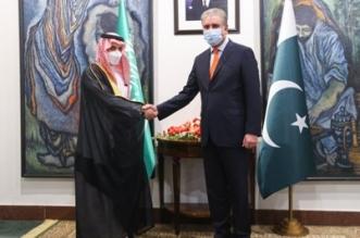 وزير الخارجية يبحث توسيع وتكثيف آفاق التعاون مع نظيره الباكستاني - المواطن