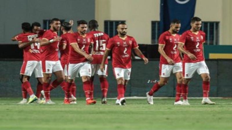 الأهلي المصري ضد أسوان