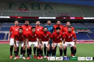 منتخب مصر الأولمبي - مصر والبرازيل